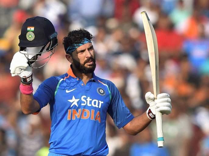 IPL Auction 2019: Mumbai Indian's Took King Yuvraj Singh In Team | आयपीएल लिलाव 2019: बुडत्या युवराजला काडीचा आधार; मुंबई इंडियन्सने तारले