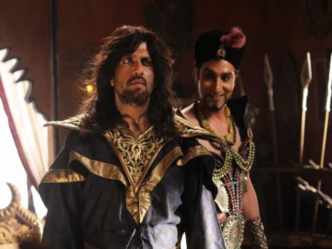 Zafar acquires Genie of the Ring in Sony SAB's Aladdin: Naam Toh Suna Hoga   'अल्लादिन: नाम तो सुना होगा'मध्ये झफरला सापडला अंगठीतला जीनी