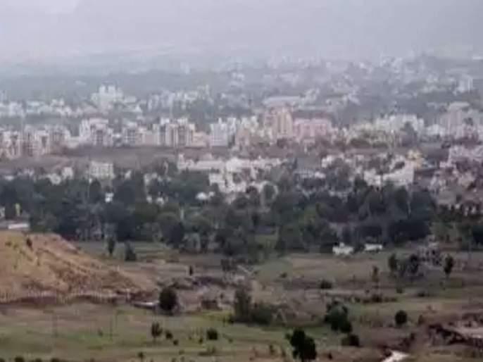 The dust on proposal of fringe area in cidco at Mantralaya | 'झालर'च्या आराखड्यावर मंत्रालयात साचली धूळ