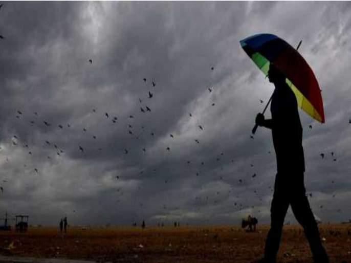 monsoon in returning phase; next one week will be raining   आठवडाभर असणार परतीच्या पावसाचा मुक्काम