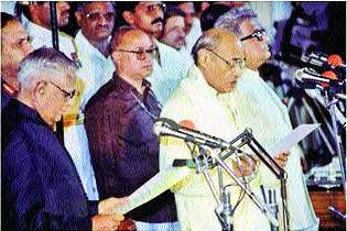 The story of Narasimha Rao's Prime Minister   नरसिंहरावांचा पंतप्रधानपदाचा किस्सा