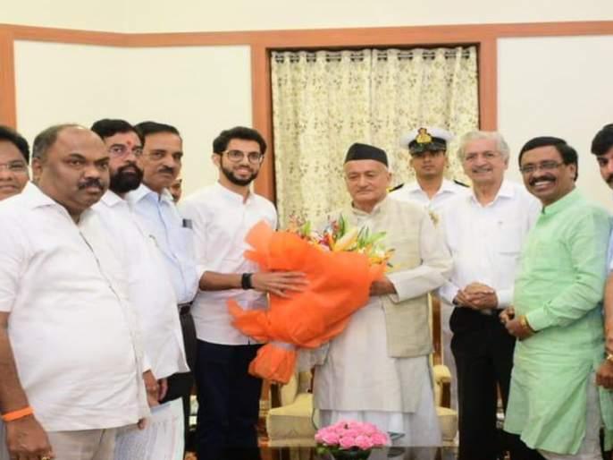 Big Breaking: Governor rejects demand for Shiv Sena extension of time; Congress, Nationalist delay   महाराष्ट्र निवडणूक 2019: शिवसेनेची कोंडी; काँग्रेस-राष्ट्रवादीचं पत्र नाहीच, राज्यपालांचाही वेळ वाढवण्यास नकार