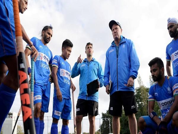 After the success of the Indian hockey team in Tokyo, Coach Reid has his eyes on many new goals.   तोक्यो में भारतीय हॉकी टीम की कामयाबी के बाद कोच रीड की नजरें कई नये लक्ष्यों पर