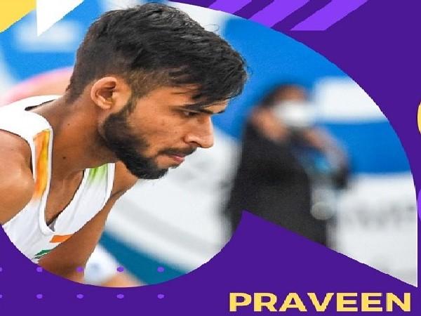 Praveen's medal is the result of his hard work and unparalleled dedication: PM   प्रवीण का पदक उनकी कड़ी मेहनत और अद्वितीय समर्पण का नतीजा: प्रधानमंत्री