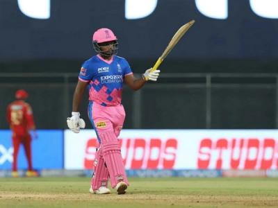 IPL 2021: Don't have words to explain my feelings, says Samson after RR's loss