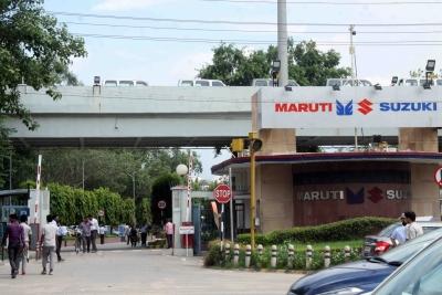 Maruti Suzuki attains 50L sales-mark cumulatively | Maruti Suzuki attains 50L sales-mark cumulatively