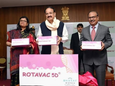 Bharat Biotech's Rotavac 5D receives WHO prequalification | Bharat Biotech's Rotavac 5D receives WHO prequalification