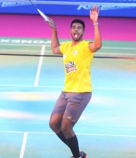 Thomas Cup: India lose 1-4 to China; face Denmark in quarters   Thomas Cup: India lose 1-4 to China; face Denmark in quarters