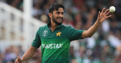'2017 final was a good time': Hasan says Pakistan will try to stun India again | '2017 final was a good time': Hasan says Pakistan will try to stun India again