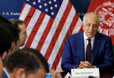 Khalilzad urges Taliban to remain committed to peace deal | Khalilzad urges Taliban to remain committed to peace deal