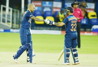 1st ODI: Dhawan (86*) helps India beat Sri Lanka by seven wickets | 1st ODI: Dhawan (86*) helps India beat Sri Lanka by seven wickets