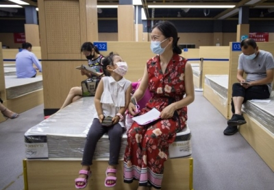 China to extend mass vaccination program to minors | China to extend mass vaccination program to minors