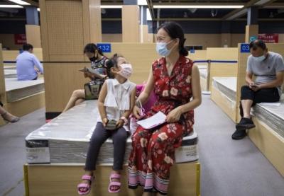 Chinese mainland reports 53 new locally transmitted Covid-19 cases   Chinese mainland reports 53 new locally transmitted Covid-19 cases