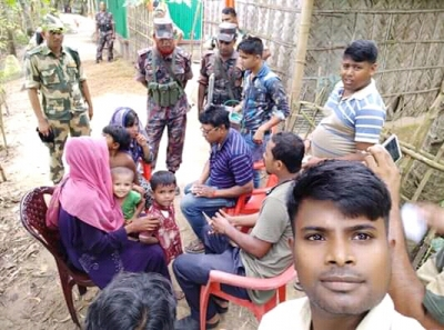 Mizoram seeks info on fake IDs of 26 Myanmar nationals held in Guwahati | Mizoram seeks info on fake IDs of 26 Myanmar nationals held in Guwahati