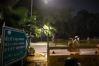 After Delhi blast, security tightened in Mumbai, Maharashtra   After Delhi blast, security tightened in Mumbai, Maharashtra