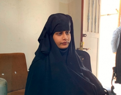 Case of IS bride's UK citizenship goes to SC | Case of IS bride's UK citizenship goes to SC