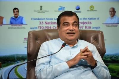 Gadkari to review progress of Delhi-Mumbai Expressway | Gadkari to review progress of Delhi-Mumbai Expressway