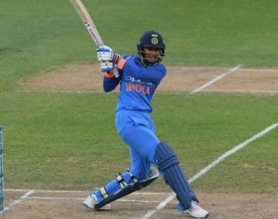 When playing against Australia, we are a 'bit more pumped': Mandhana | When playing against Australia, we are a 'bit more pumped': Mandhana