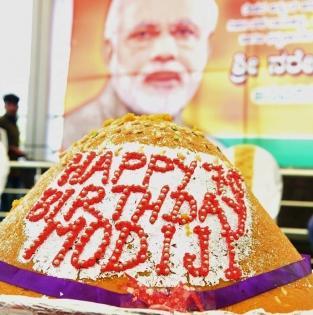 BJP to celebrate PM's birthday with public service programs across India   BJP to celebrate PM's birthday with public service programs across India