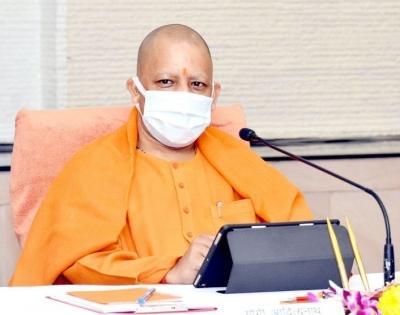 Yogi prepares action plan for next phase of Mission Shakti   Yogi prepares action plan for next phase of Mission Shakti