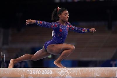 Olympics: Simone Biles to participate in balance beam final | Olympics: Simone Biles to participate in balance beam final