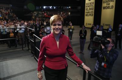 Nicola Sturgeon likely to remain after inquiry result   Nicola Sturgeon likely to remain after inquiry result