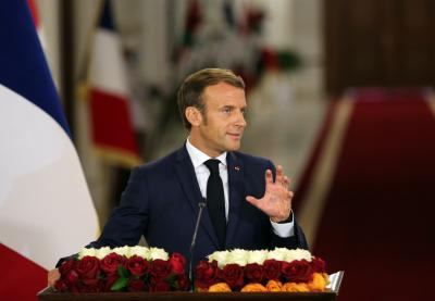 French Prez Macron selected as person of interest by Morocco in 2019 | French Prez Macron selected as person of interest by Morocco in 2019