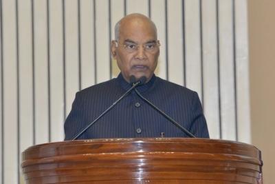 President Ram Nath Kovind completes four years in office | President Ram Nath Kovind completes four years in office