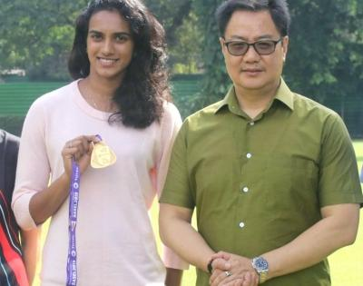 Olympic countdown: Can Sindhu take the shuttle to glory again   Olympic countdown: Can Sindhu take the shuttle to glory again