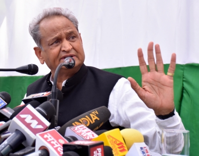 MP slowed vax drive to save stock: Gehlot | MP slowed vax drive to save stock: Gehlot