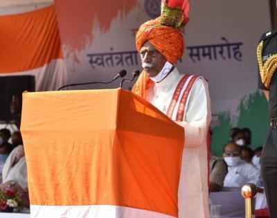 Haryana govt working to create 'AatmaNirbhar Bharat': Guv | Haryana govt working to create 'AatmaNirbhar Bharat': Guv