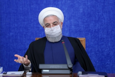 Iran capable of producing 90% enriched uranium: Rouhani   Iran capable of producing 90% enriched uranium: Rouhani