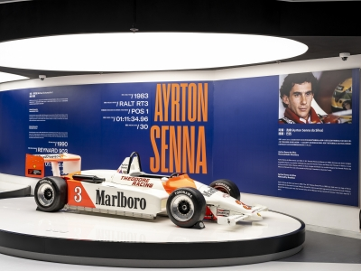 Macao's Grand Prix Museum reopens | Macao's Grand Prix Museum reopens