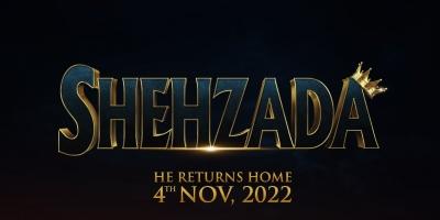 Kartik Aaryan, Kriti Sanon-starrer 'Shehzada' to release on Nov 4, 2022 | Kartik Aaryan, Kriti Sanon-starrer 'Shehzada' to release on Nov 4, 2022