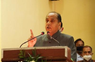 Reduce GST rate on ropeways, demands Himachal CM | Reduce GST rate on ropeways, demands Himachal CM
