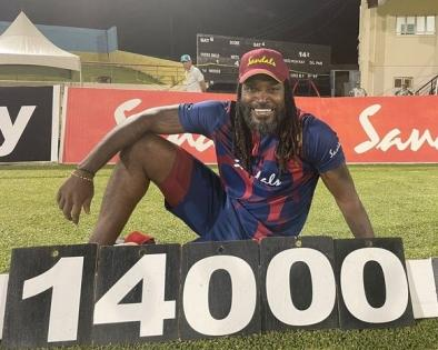 Gayle's experience key to rebuilding West Indies cricket: CWI chief | Gayle's experience key to rebuilding West Indies cricket: CWI chief
