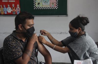 India's Covid vaccination coverage crosses 40 cr   India's Covid vaccination coverage crosses 40 cr