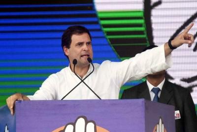 Rahul Gandhi to move adjournment motion in LS over snooping scandal | Rahul Gandhi to move adjournment motion in LS over snooping scandal