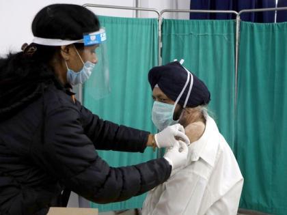 Union Health Secy advises States, UTs to increase COVID-19 vaccine coverage percentage | Union Health Secy advises States, UTs to increase COVID-19 vaccine coverage percentage