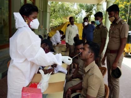 India: More than 5.94 cr COVID-19 vaccine doses administered   India: More than 5.94 cr COVID-19 vaccine doses administered