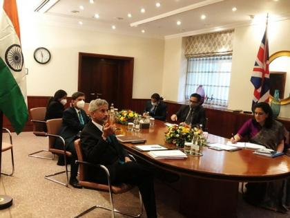 Jaishankar, Dominic Raab discuss Indo-Pacific, global health challenges and UN cooperation | Jaishankar, Dominic Raab discuss Indo-Pacific, global health challenges and UN cooperation