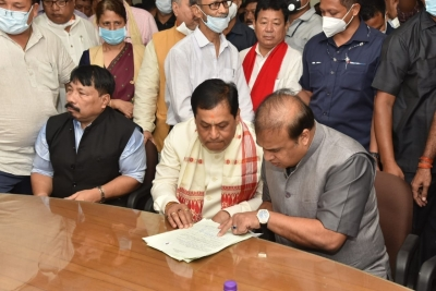 Sonowal likely to be elected to RS from Assam unopposed   Sonowal likely to be elected to RS from Assam unopposed