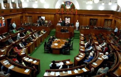 Delhi Assembly passes resolution against three farms laws   Delhi Assembly passes resolution against three farms laws