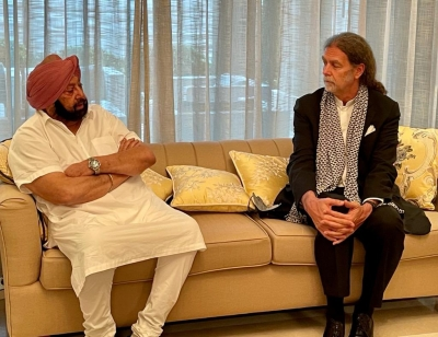 German envoy shows interest in investing in Punjab | German envoy shows interest in investing in Punjab