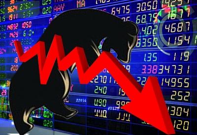 Sensex slumps 1,000 points in initial trade amid global sell-off | Sensex slumps 1,000 points in initial trade amid global sell-off
