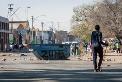 Death toll in S.Africa unrest rises to 337   Death toll in S.Africa unrest rises to 337