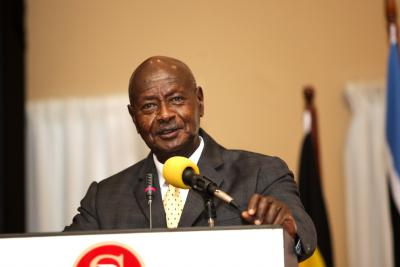 Ugandan Prez directs military to oversee Covid screening at airport | Ugandan Prez directs military to oversee Covid screening at airport