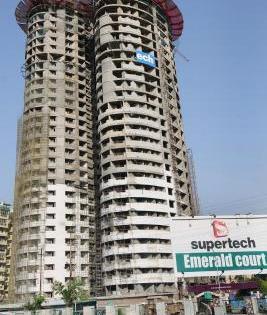 Emerald Court RWA terrorising builder with unwarranted claims: Supertech | Emerald Court RWA terrorising builder with unwarranted claims: Supertech