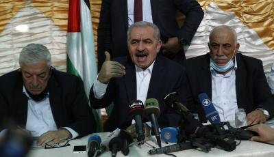 Palestine ready to hold elections soon: PM | Palestine ready to hold elections soon: PM