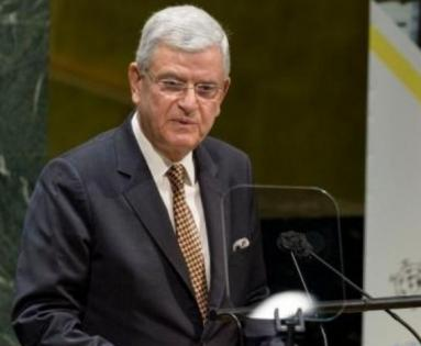 UNGA president calls for redoubling efforts to implement SDGs | UNGA president calls for redoubling efforts to implement SDGs